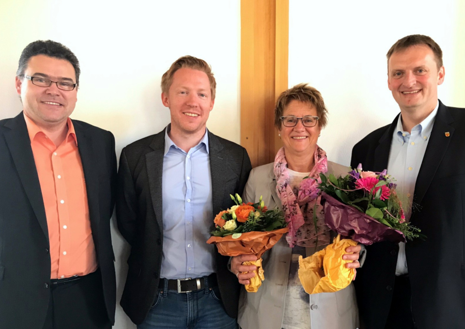 Angelika Jager angelika jäger in den ruhestand verabschiedet: gemeinde